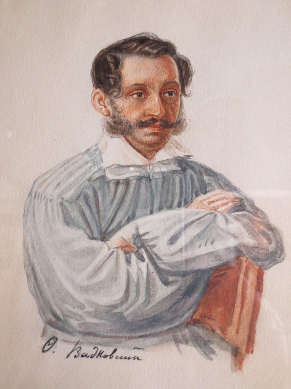 Вадковский, Фёдор Фёдорович (поэт)