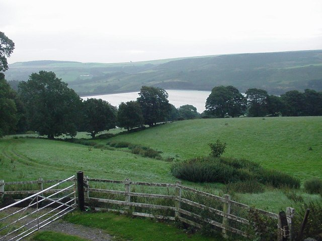 View of Strines Reservoir - geograph.org.uk - 108658