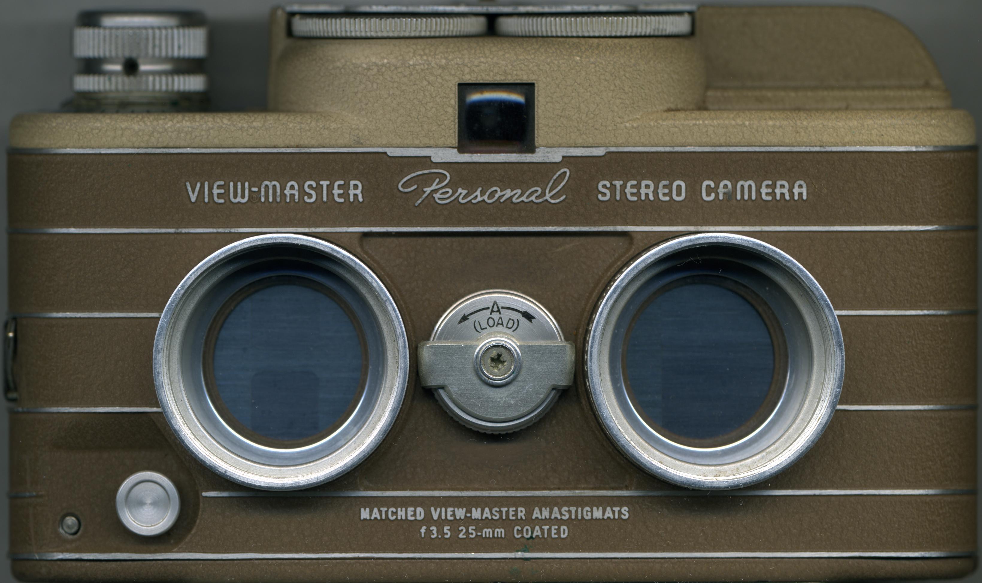 View-Master Personal Stereo Camera - Wikipedia