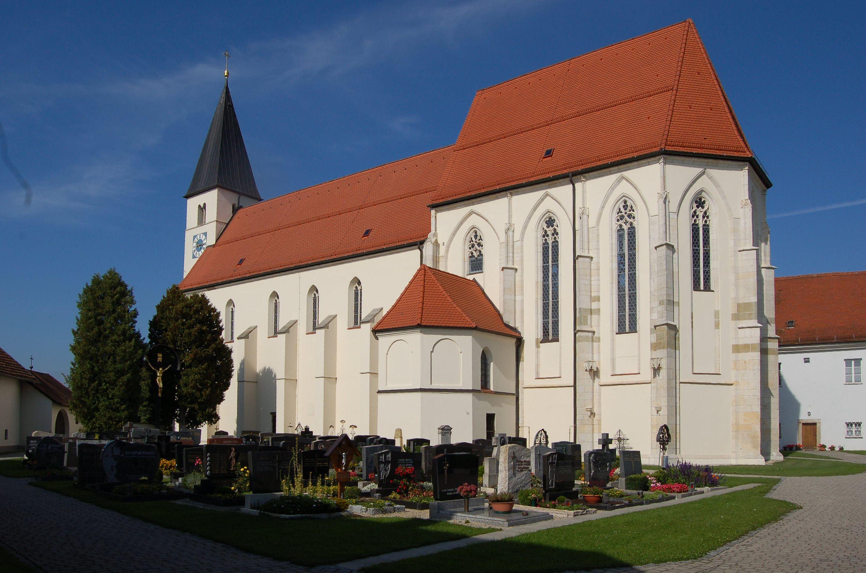 Wallfahrtskirche Sossau Wikipedia