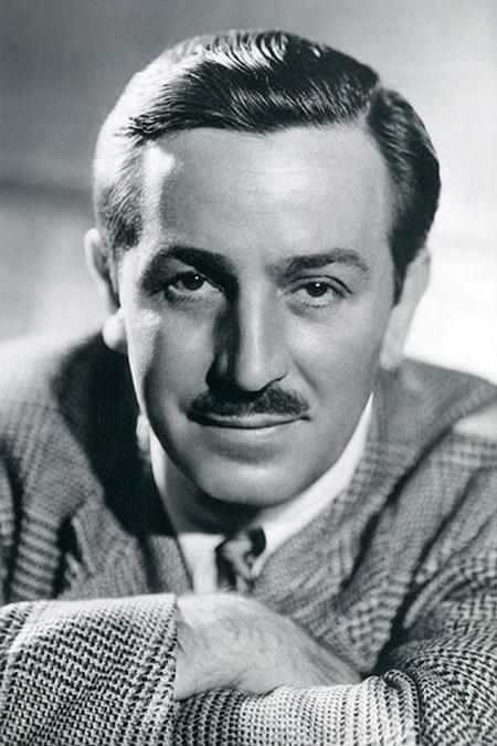Image of Walt Disney from Wikidata