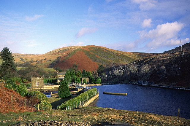 Water works, Langden - geograph.org.uk - 970267