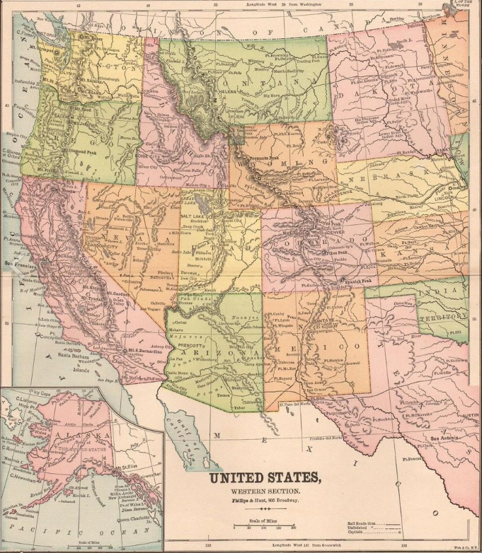 Timeline Of The American Old West Wikiwand