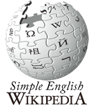 Logo der Simple-English-Wikipedia