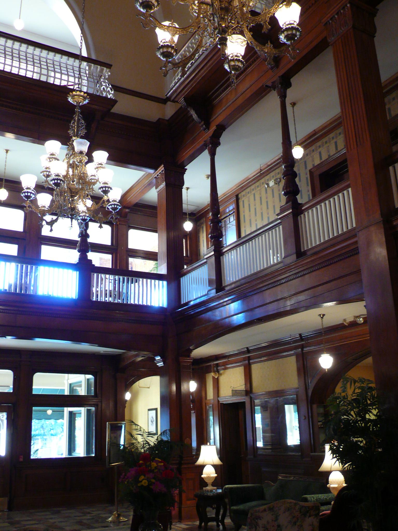 File Windsor Hotel Americus Ga 2 Jpg
