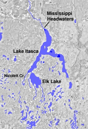 Lake Itasca  Wikipedia