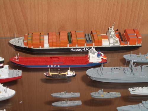 Ho Scale Navy Ships Mrc Tech 4 200