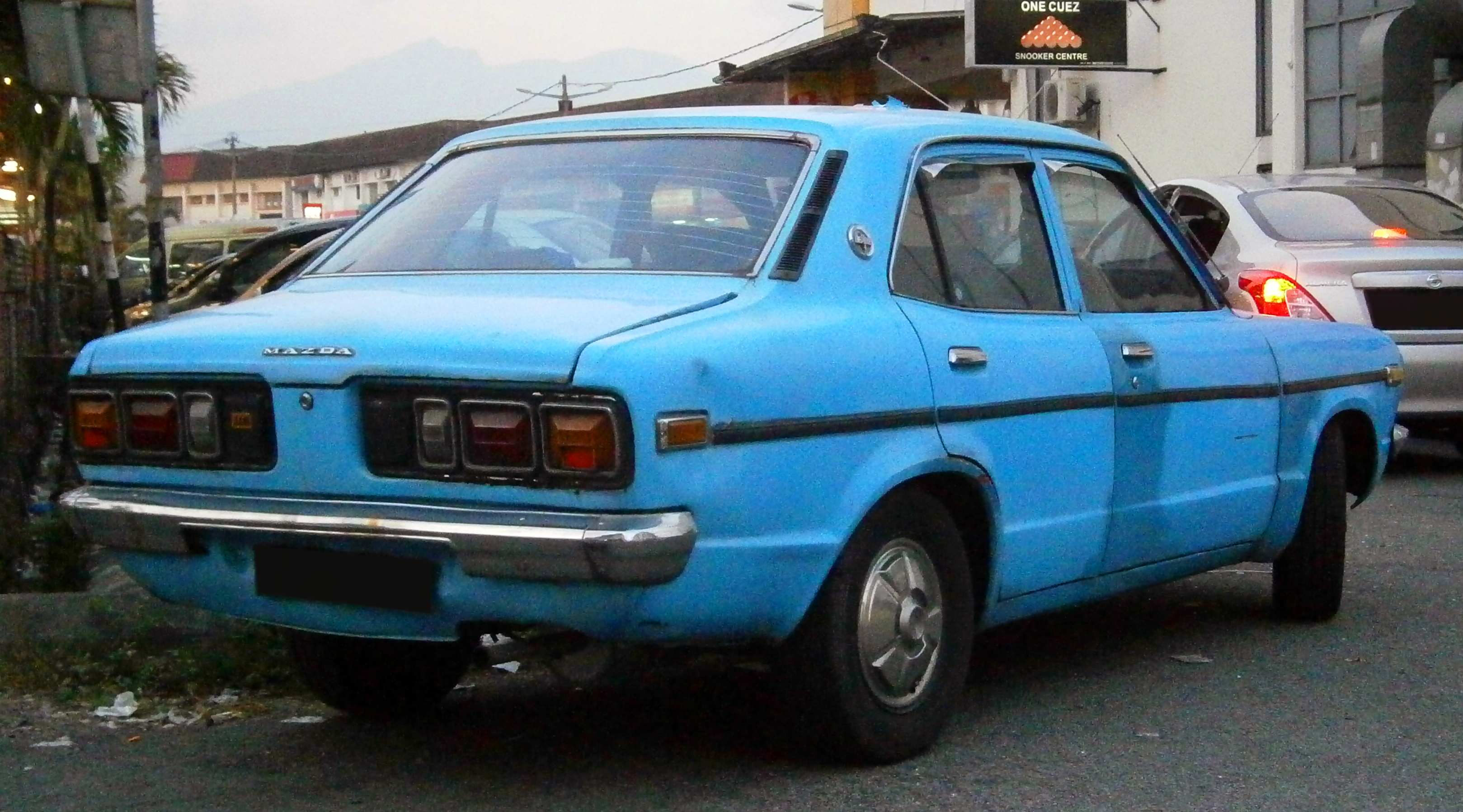 1975 Mazda 808 Wagon: List Of Synonyms And Antonyms Of The Word: Mazda 808 1971