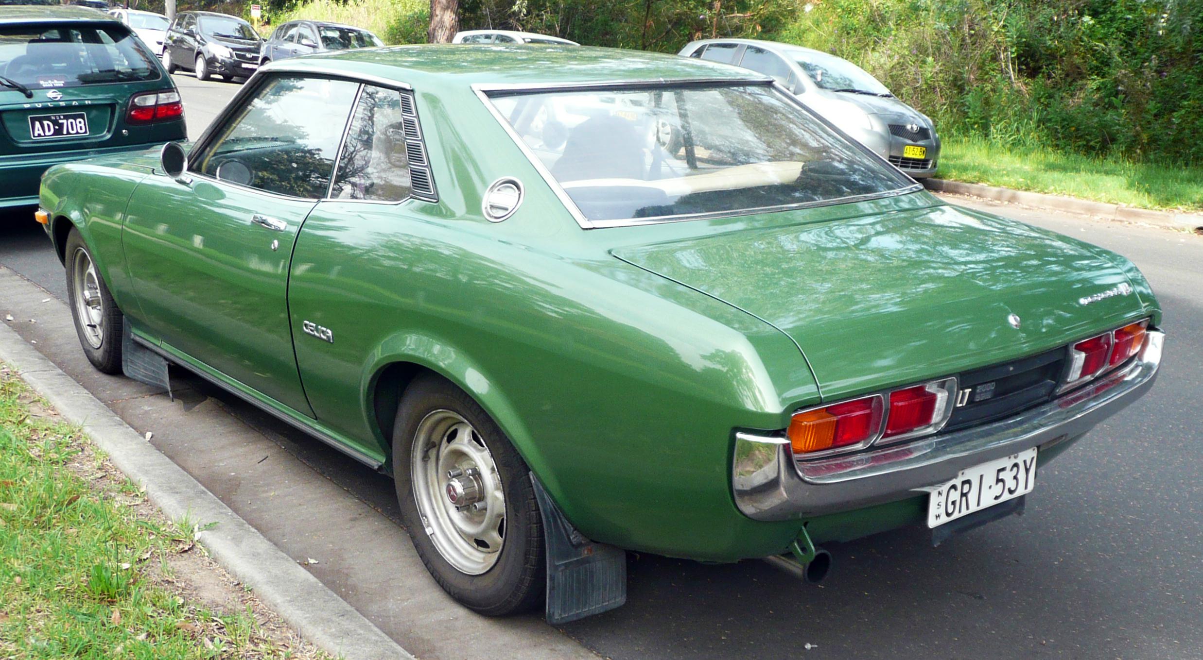 Toyota Celica Lt 1977 >> File:1976-1977 Toyota Celica (RA23) LT hardtop 02.jpg - Wikipedia