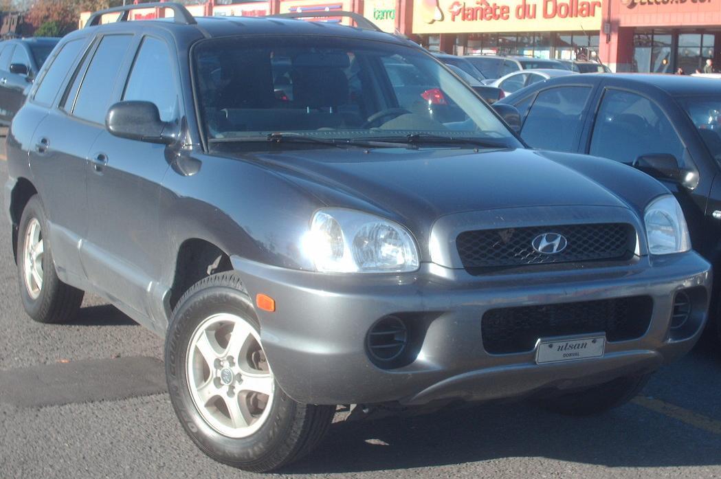 File:2001 2004 Hyundai Santa Fe