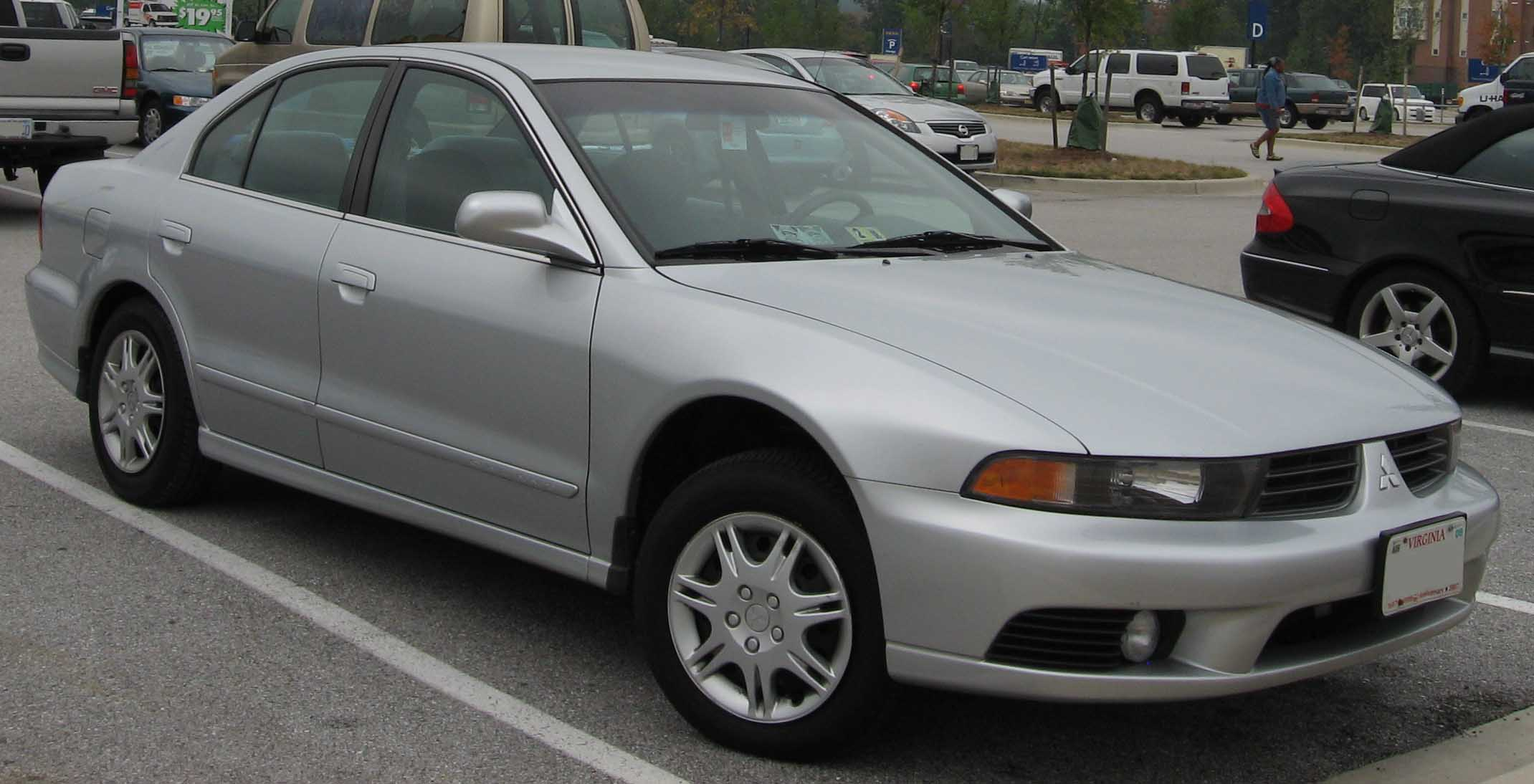 Description 2002-03 Mitsubishi Galant.jpg