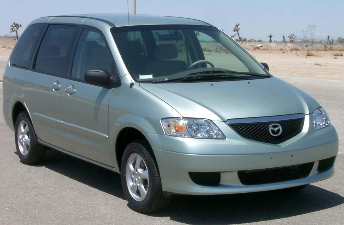 File:2002 Mazda MPV LX -- NHTSA.jpg - Wikimedia Commons