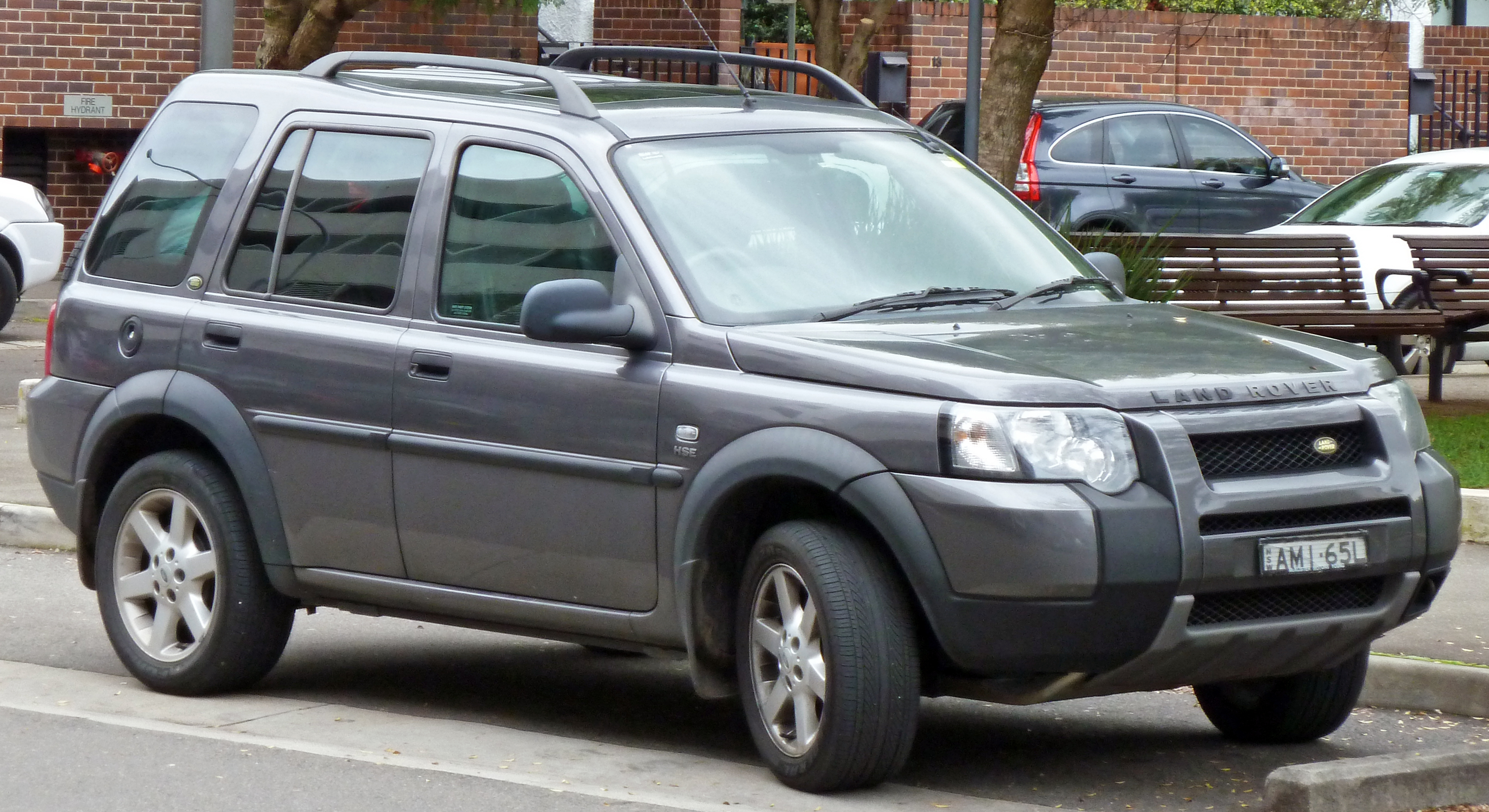 Land Rover Freelander Wikiwand