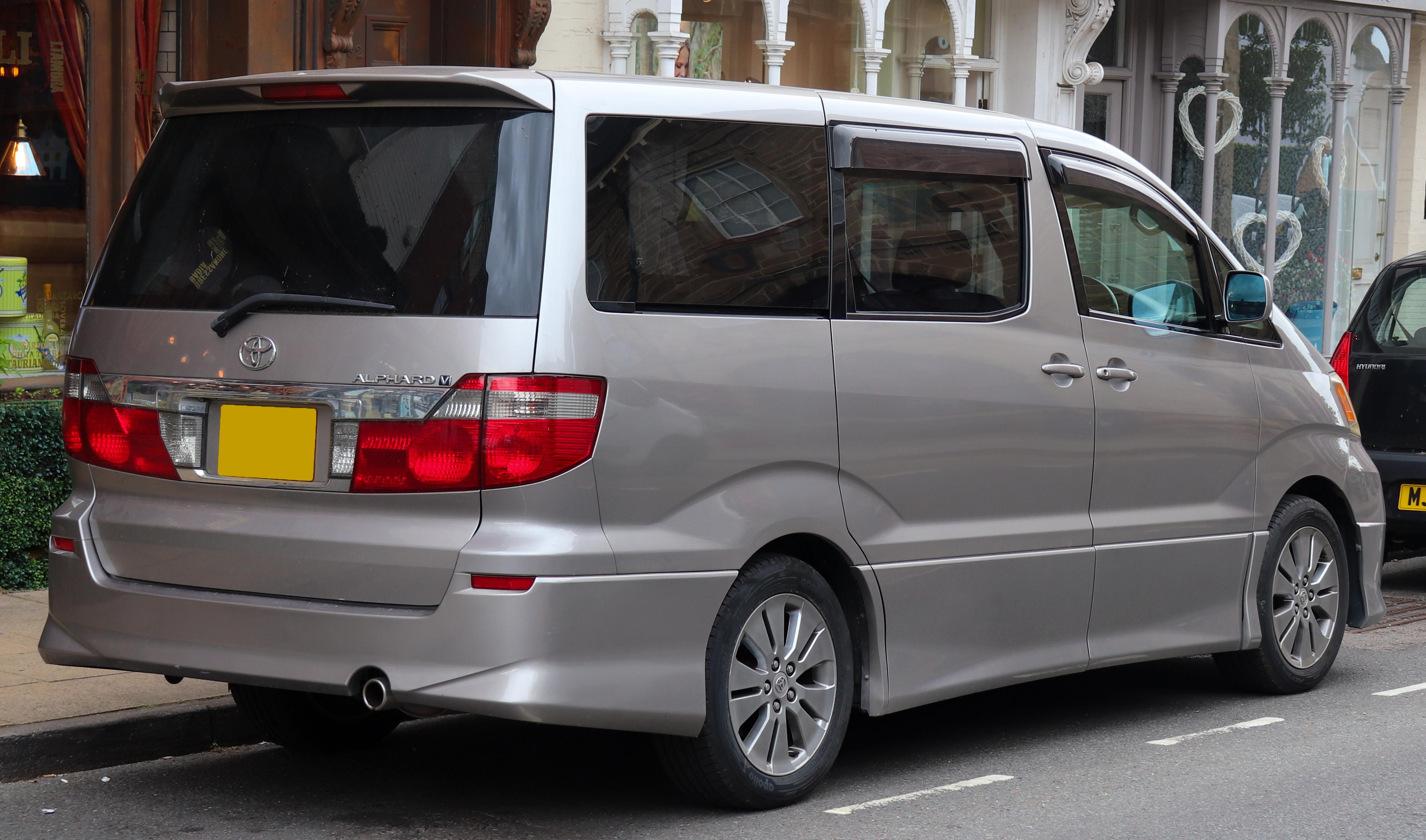 Kelebihan Toyota Alphard V Tangguh