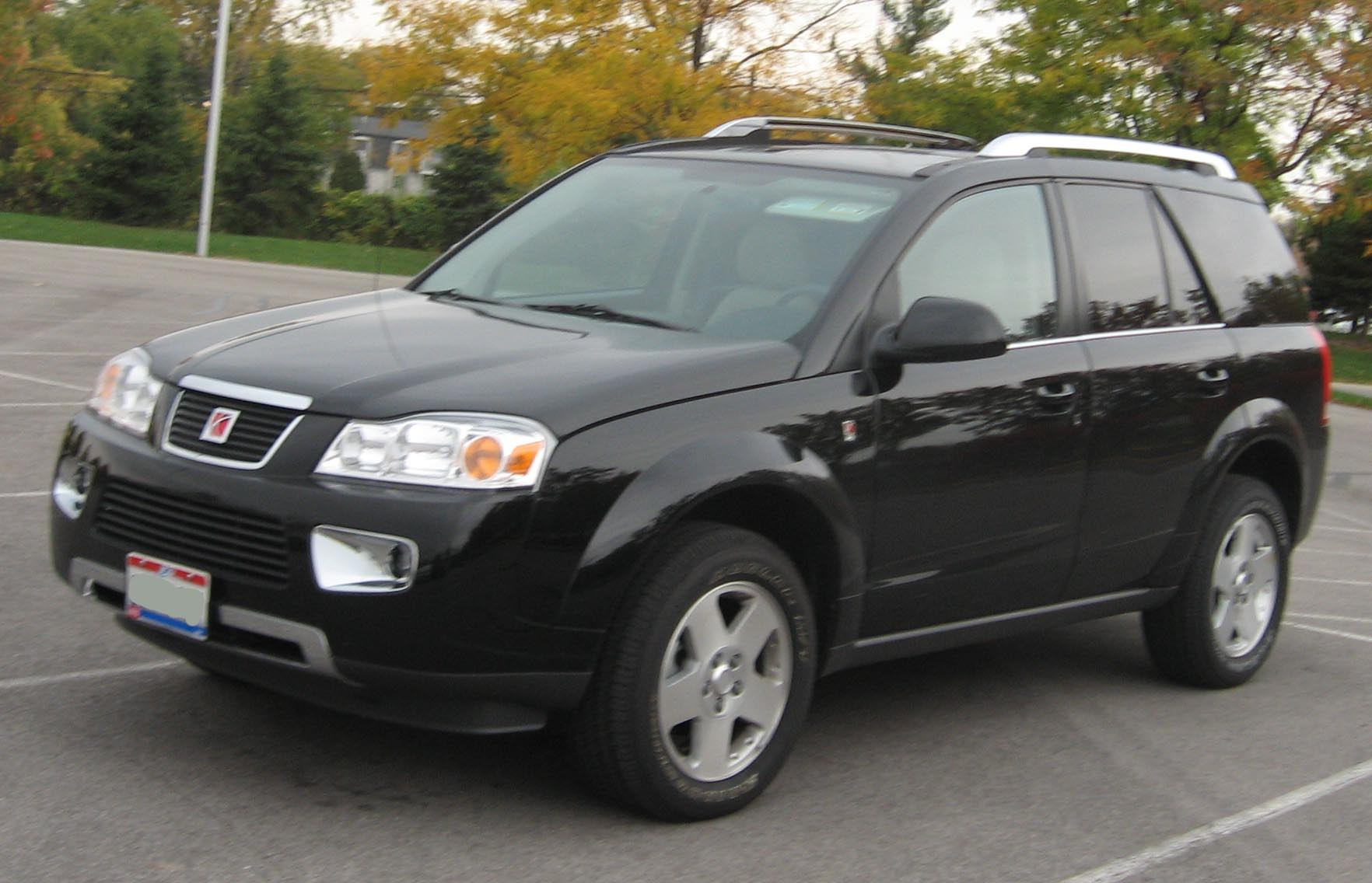 File 2006 07 Saturn Vue Jpg Wikimedia Commons