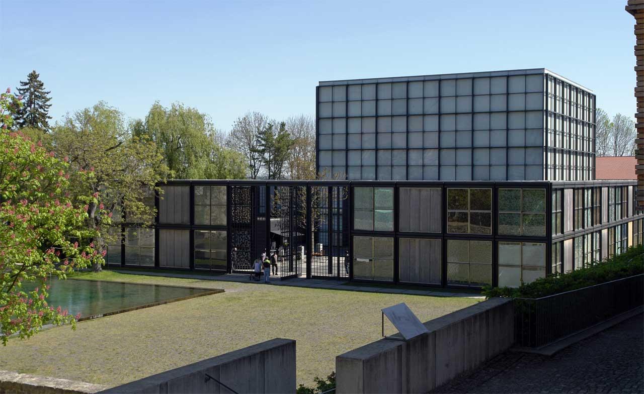 christus pavillon wikipedia. Black Bedroom Furniture Sets. Home Design Ideas