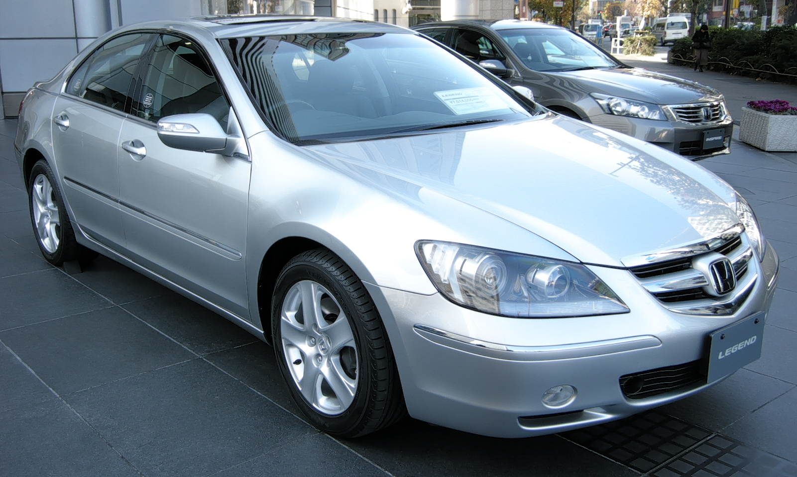 2007 Honda Legend Kb Review