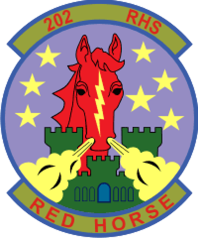 File 202 Red Horse Sq Emblem Png Wikimedia Commons