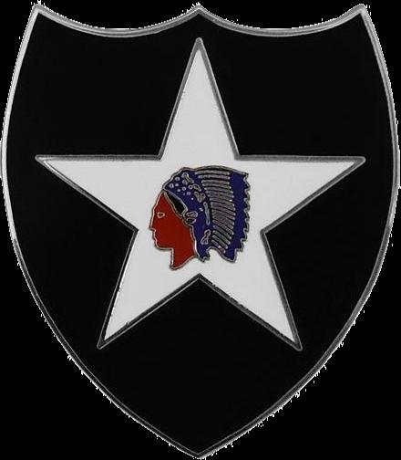 Эмблема 2-й пехотной дивизии