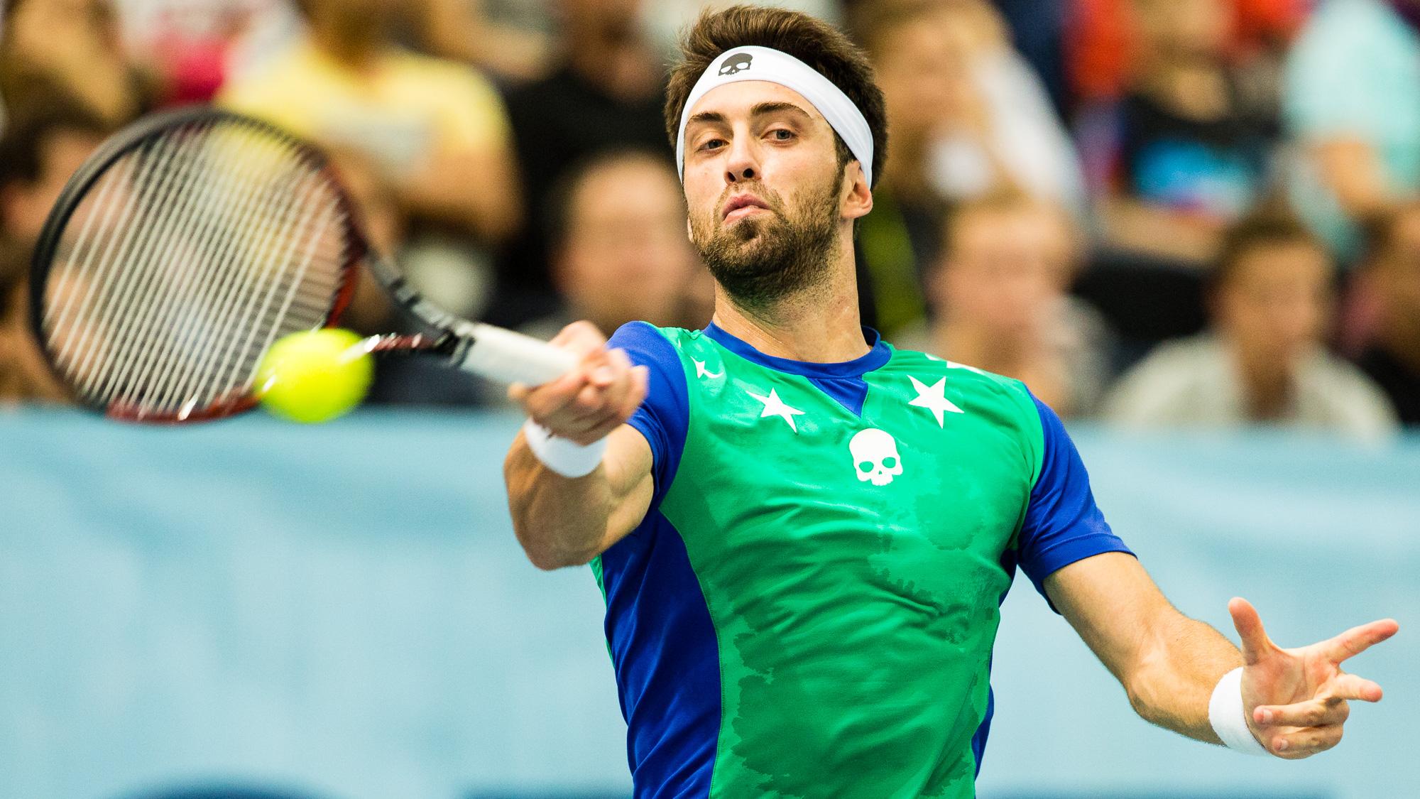 File:ATP World Tour 500 Vienna 2016 N. Basilashvili (GEO) vs R. Albot  (MDA)-8.jpg - Wikimedia Commons