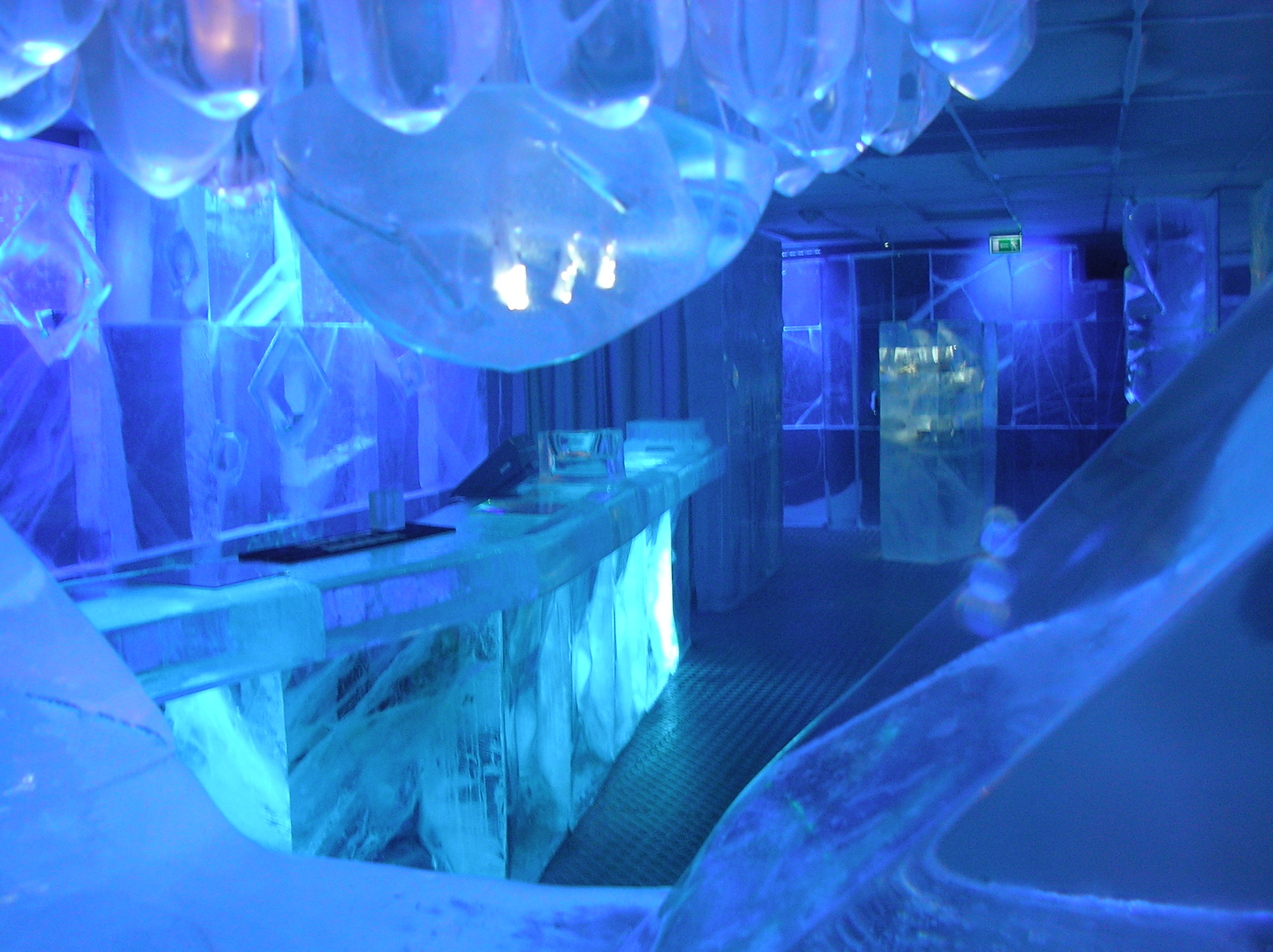 we moved to sweden i just booked a table at absolute ice bar. Black Bedroom Furniture Sets. Home Design Ideas