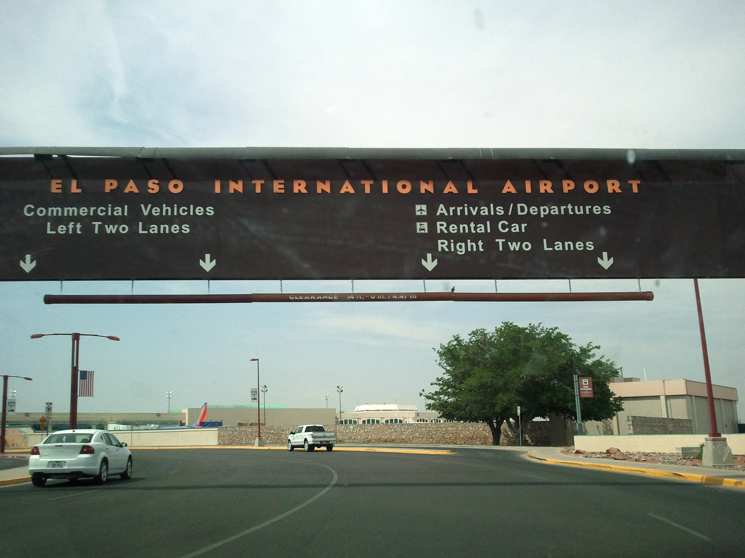 Restaurants Near El Paso International Airport