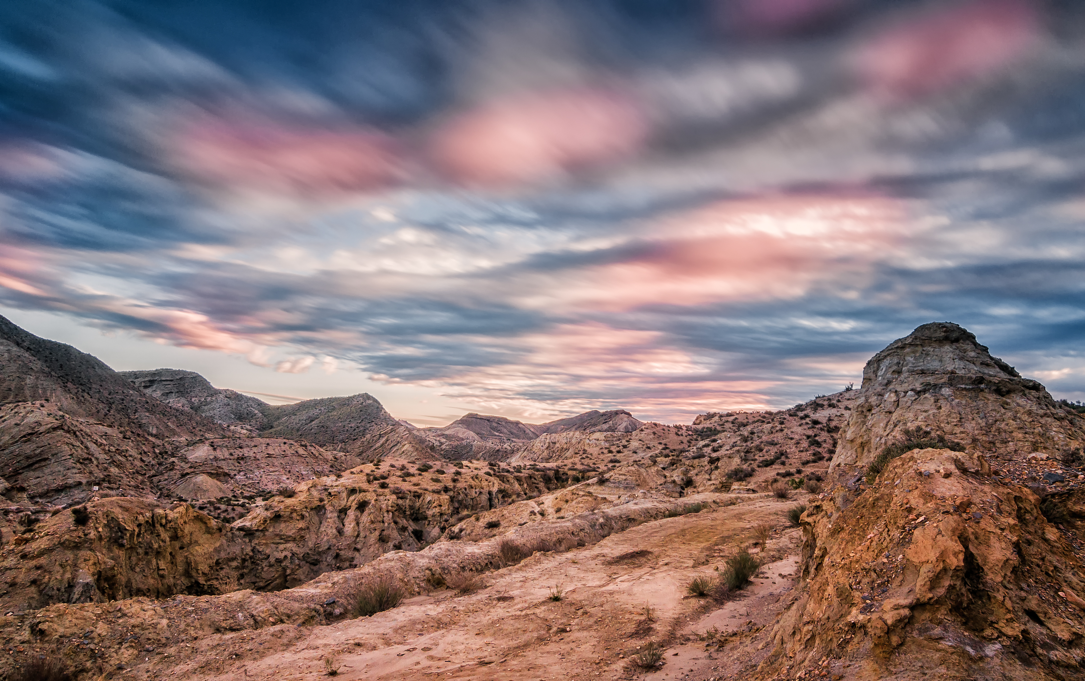 Desierto de Tabernas - Wikipedia, la enciclopedia libre