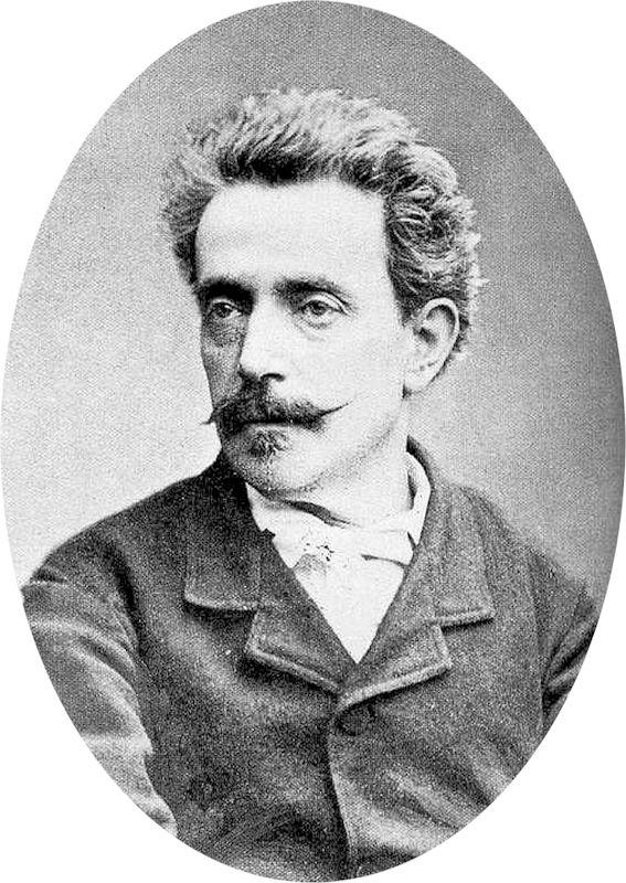 Photo Antonio Ghislanzoni via Opendata BNF