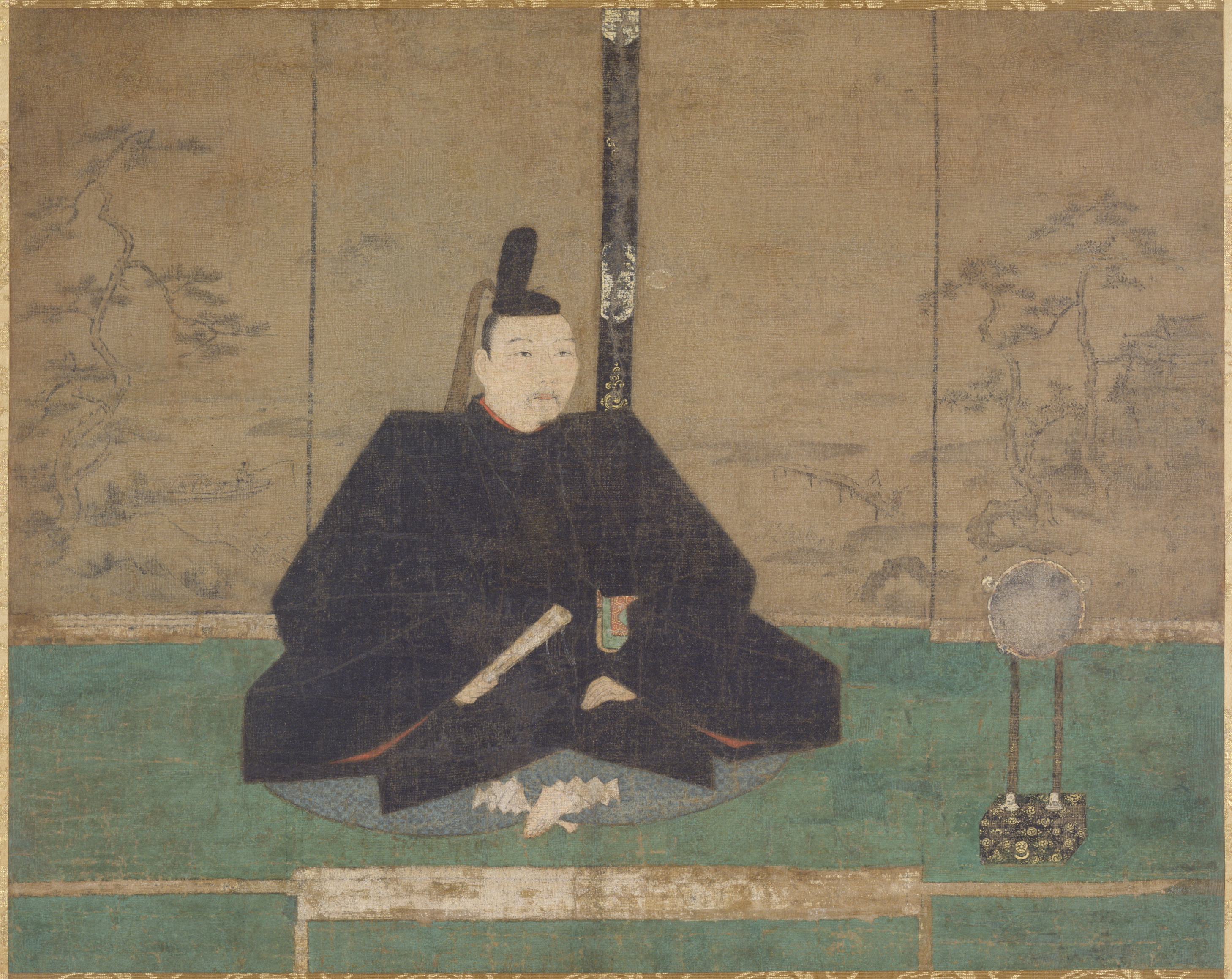 Yoshimasa Ashikaga on Wikipedia
