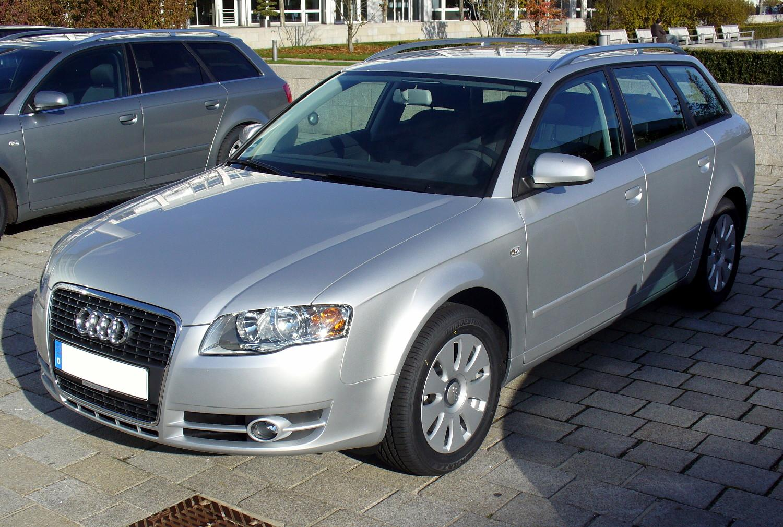 File:Audi A4 B7 Avant 1.JPG - Wikimedia Commons