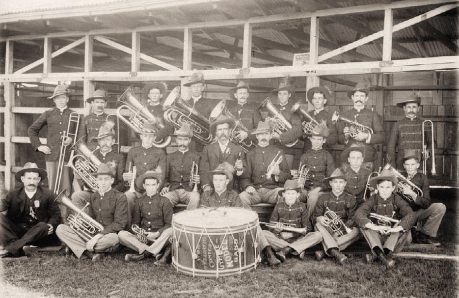 Gympie Australia  city photos : Australia Gympie Band, 1906 Wikimedia Commons