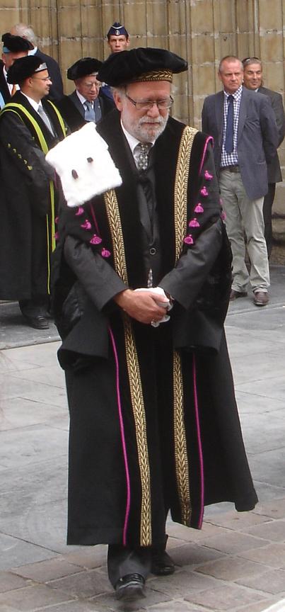 University Of Medicine And Health Sciences >> Paul Van Cauwenberge - Wikipedia