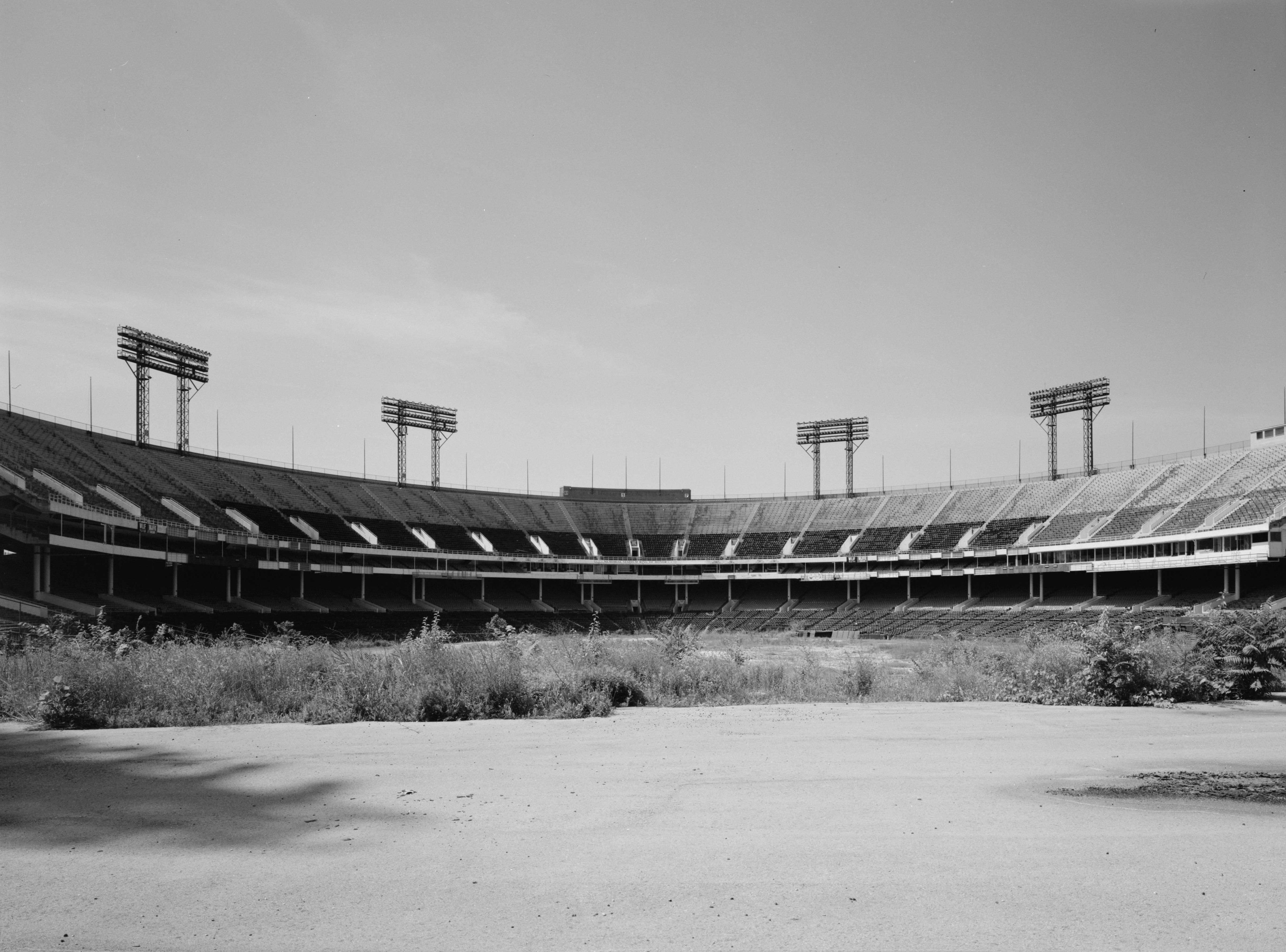 File Baltimore Memorial Stadium Abandoned 7 Jpg