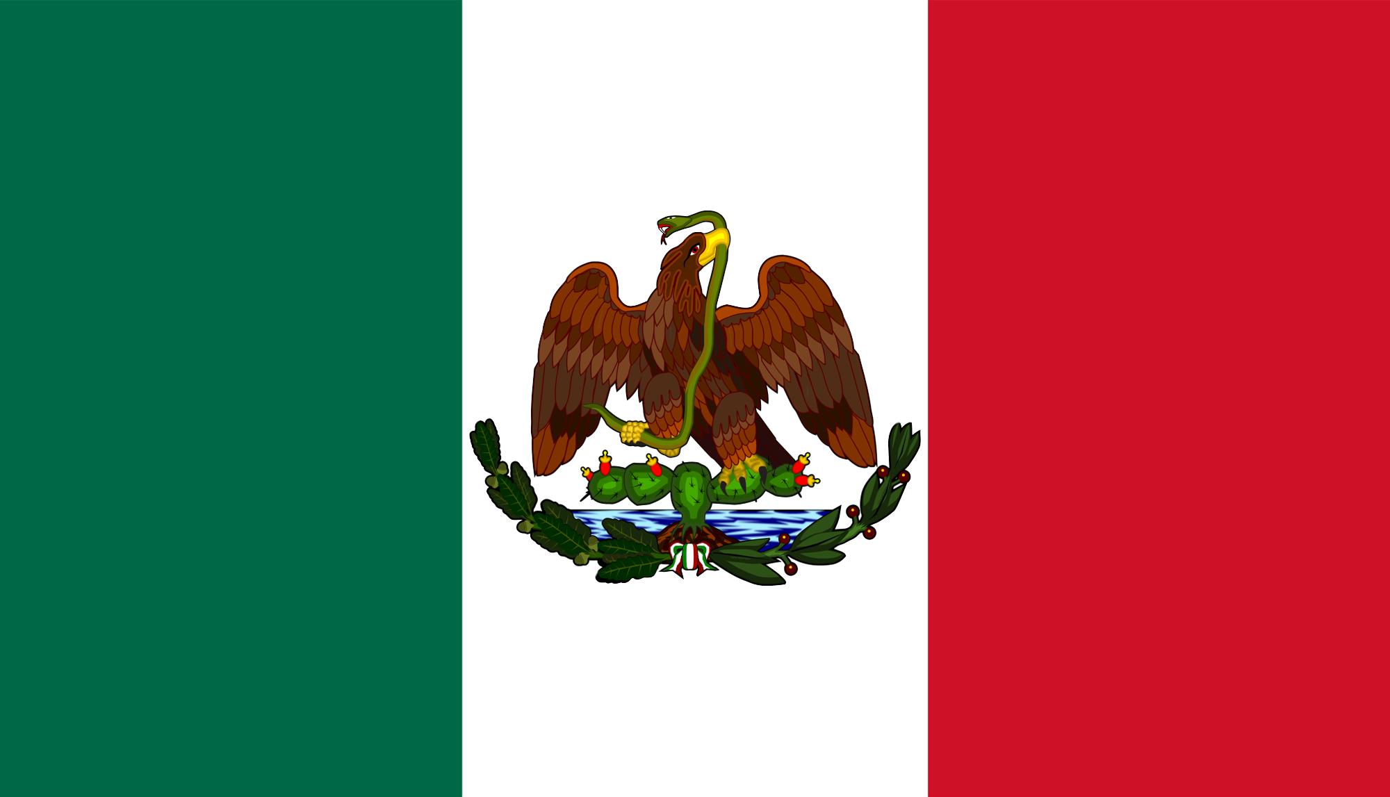 Anexo banderas de m xico wikiwand - Fotos banera ...