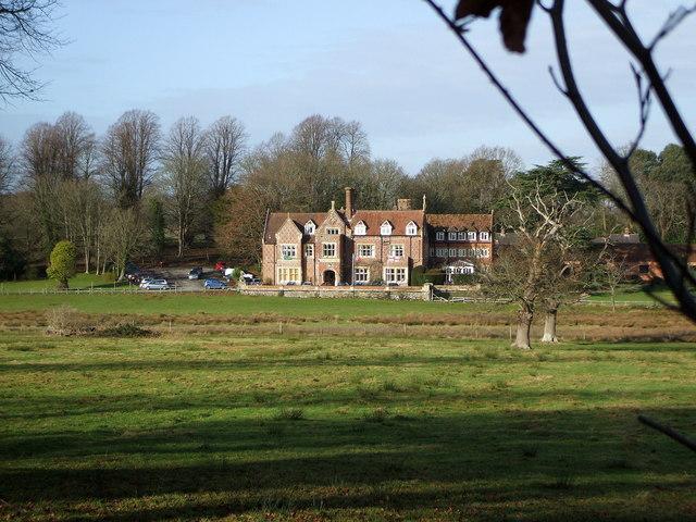 Burley Manor - geograph.org.uk - 654126