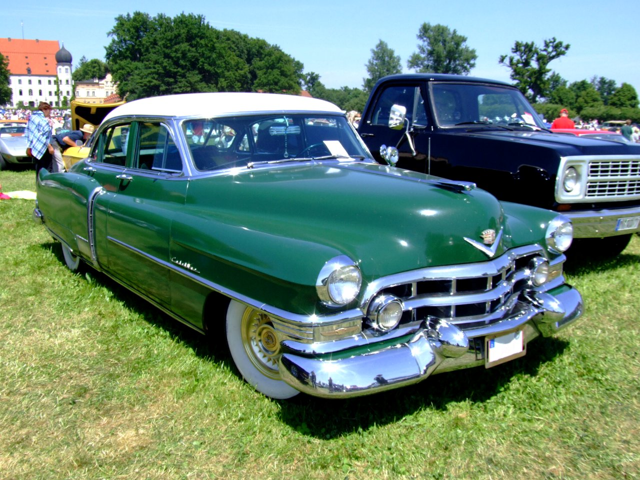 File Cadillac Fleetwood 60special 1952 Jpg Wikipedia