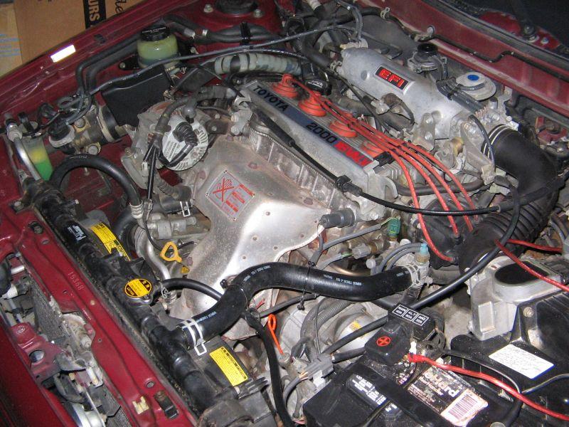 Toyota 3sfe Turbo