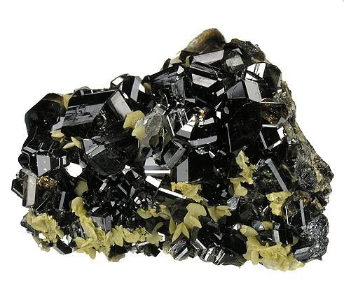 Cassiterite-Siderite-240631