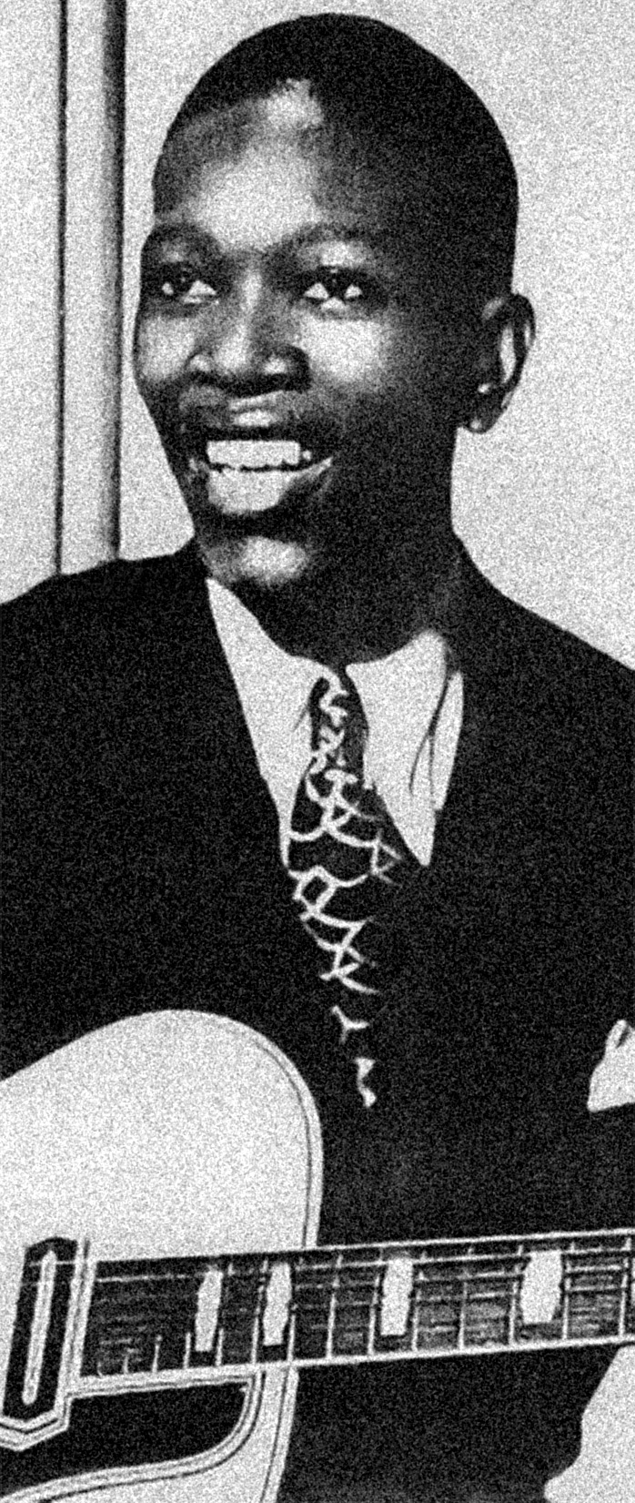 Charlie Christian July 29, 1916 – March 2, 1942), a guitarist.