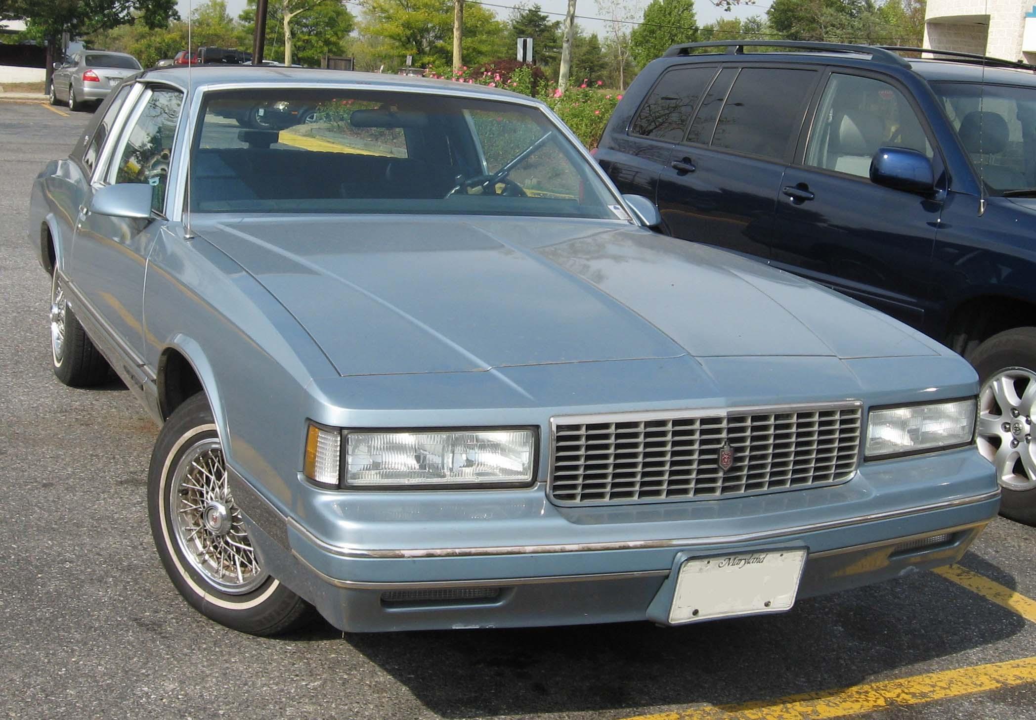 Chevy monte carlo luxury sport
