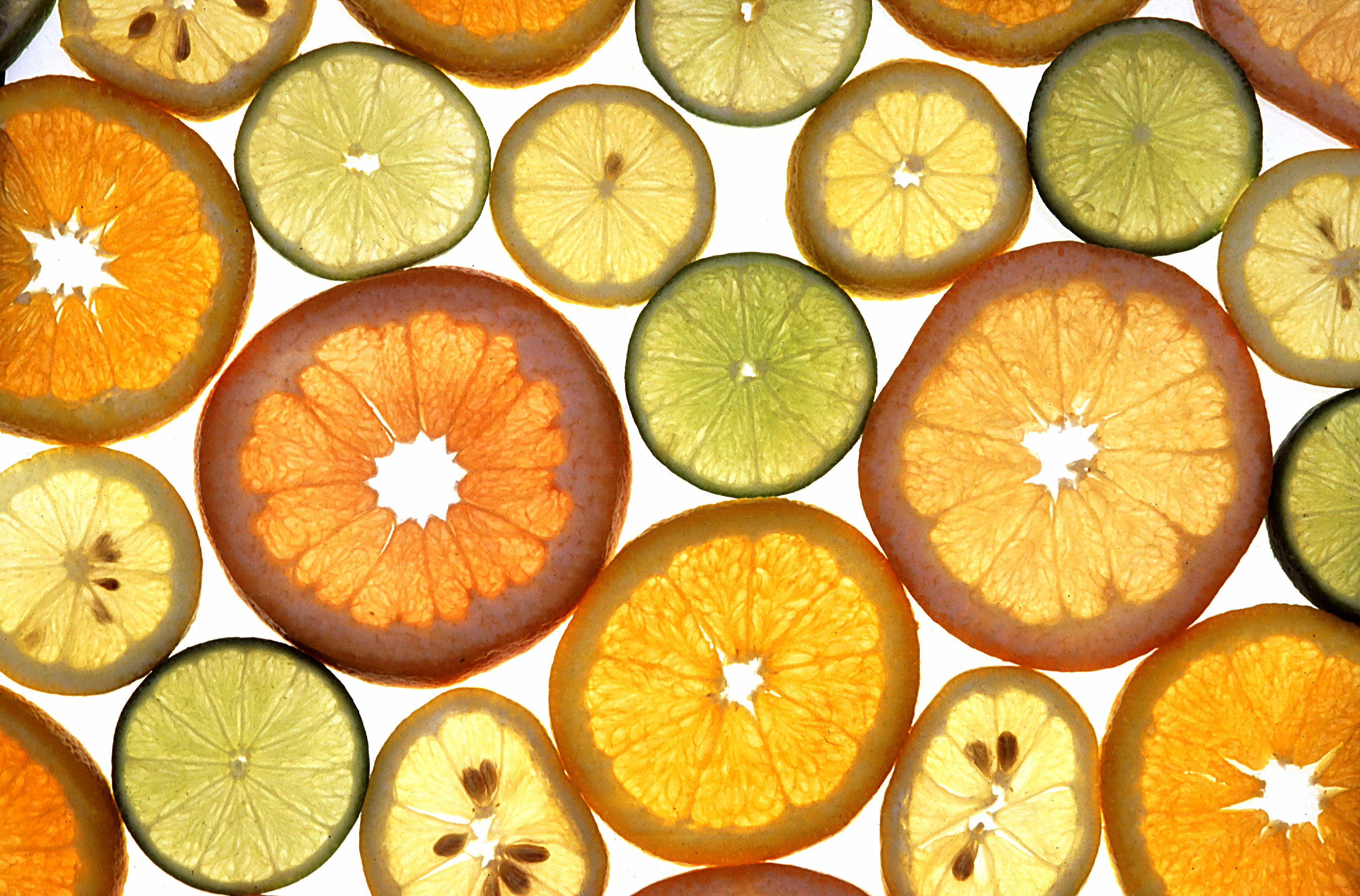 Citrus fruit to help out
