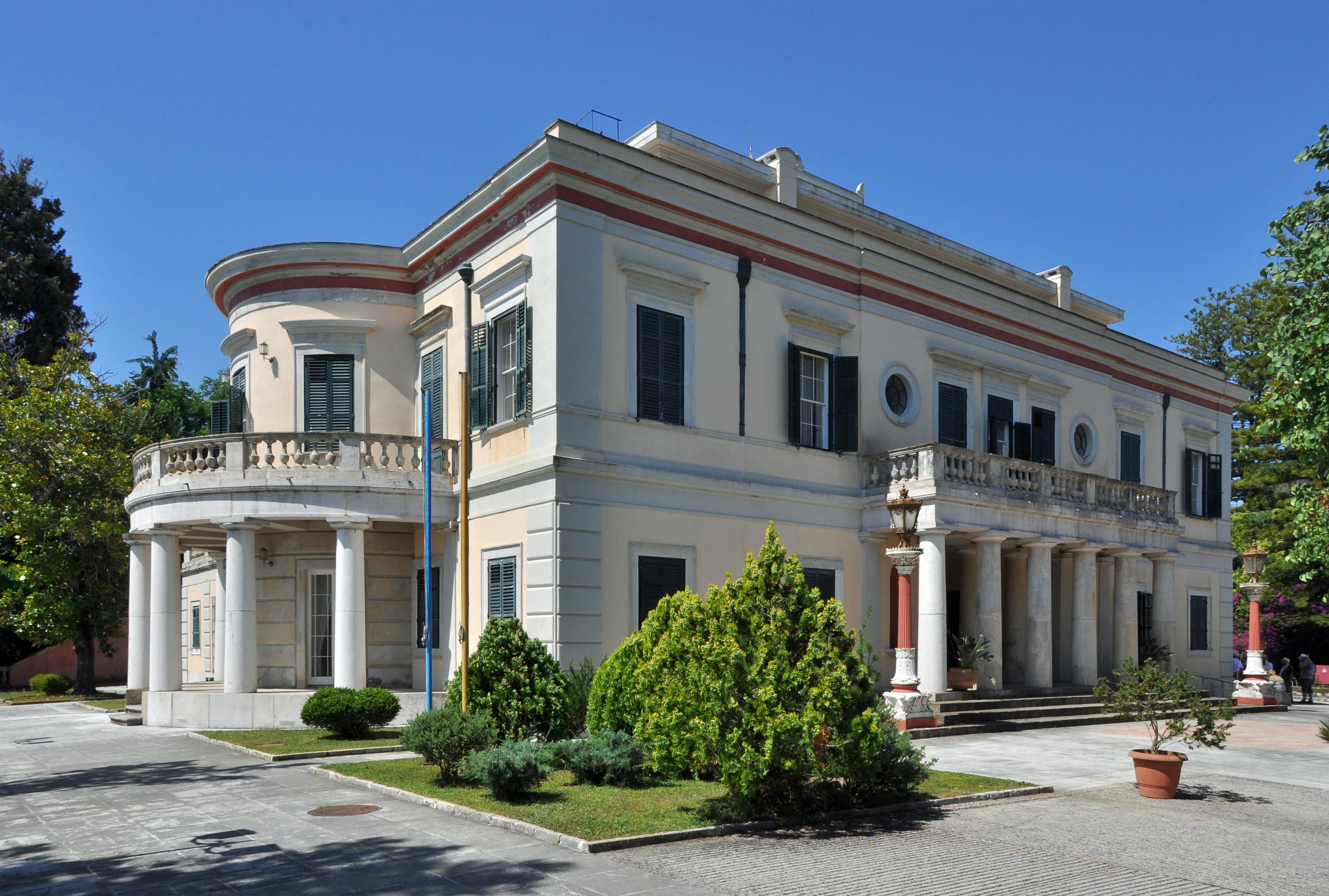 Μουσείο Παλαιόπολης Κέρκυρας