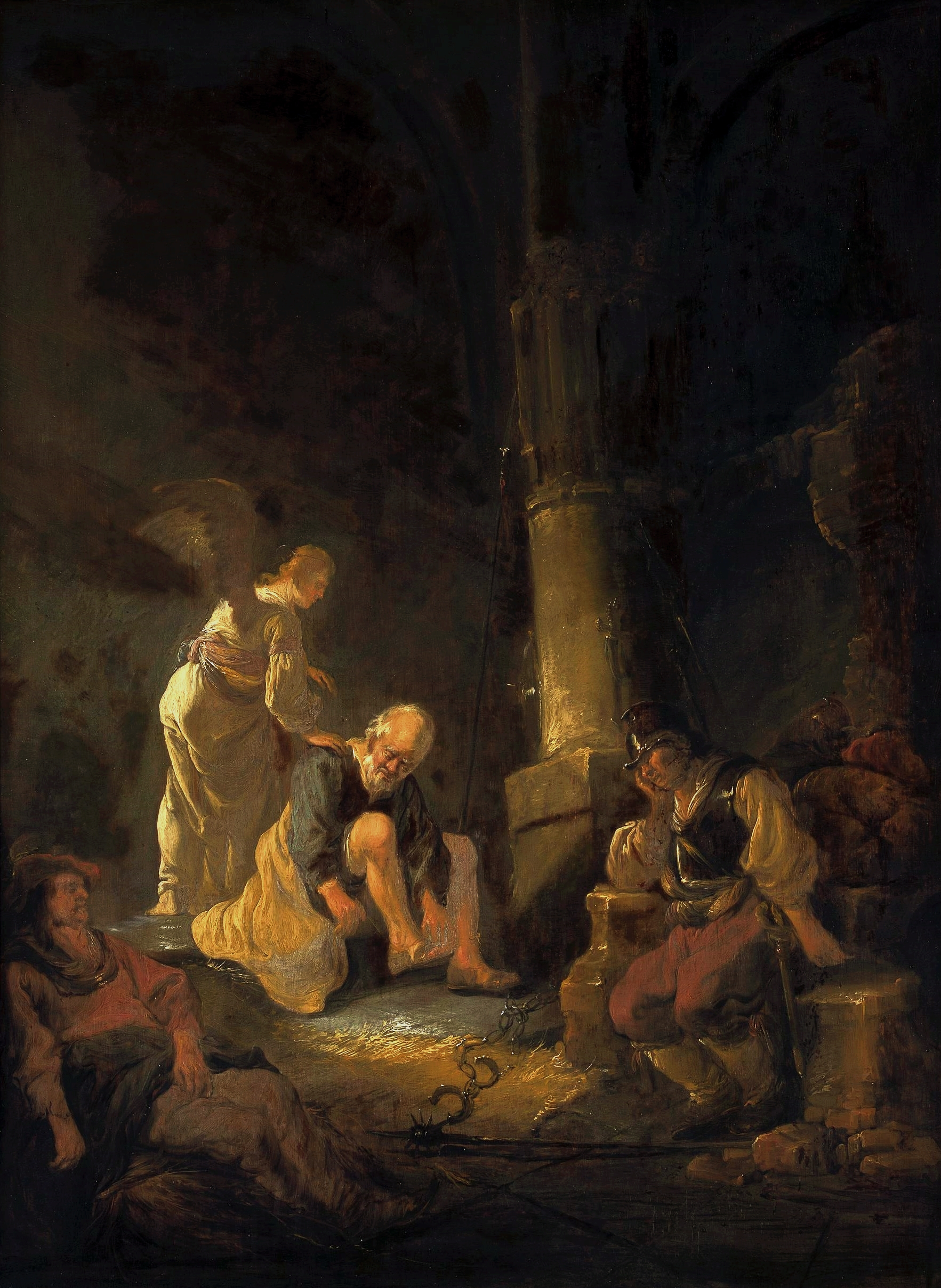 Cuyp Deliverance of St. Peter