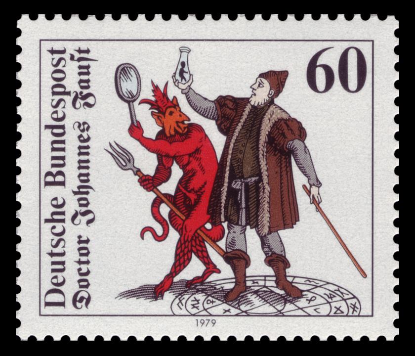 DBP 1979 1030 Doctor Johannes Faust.jpg