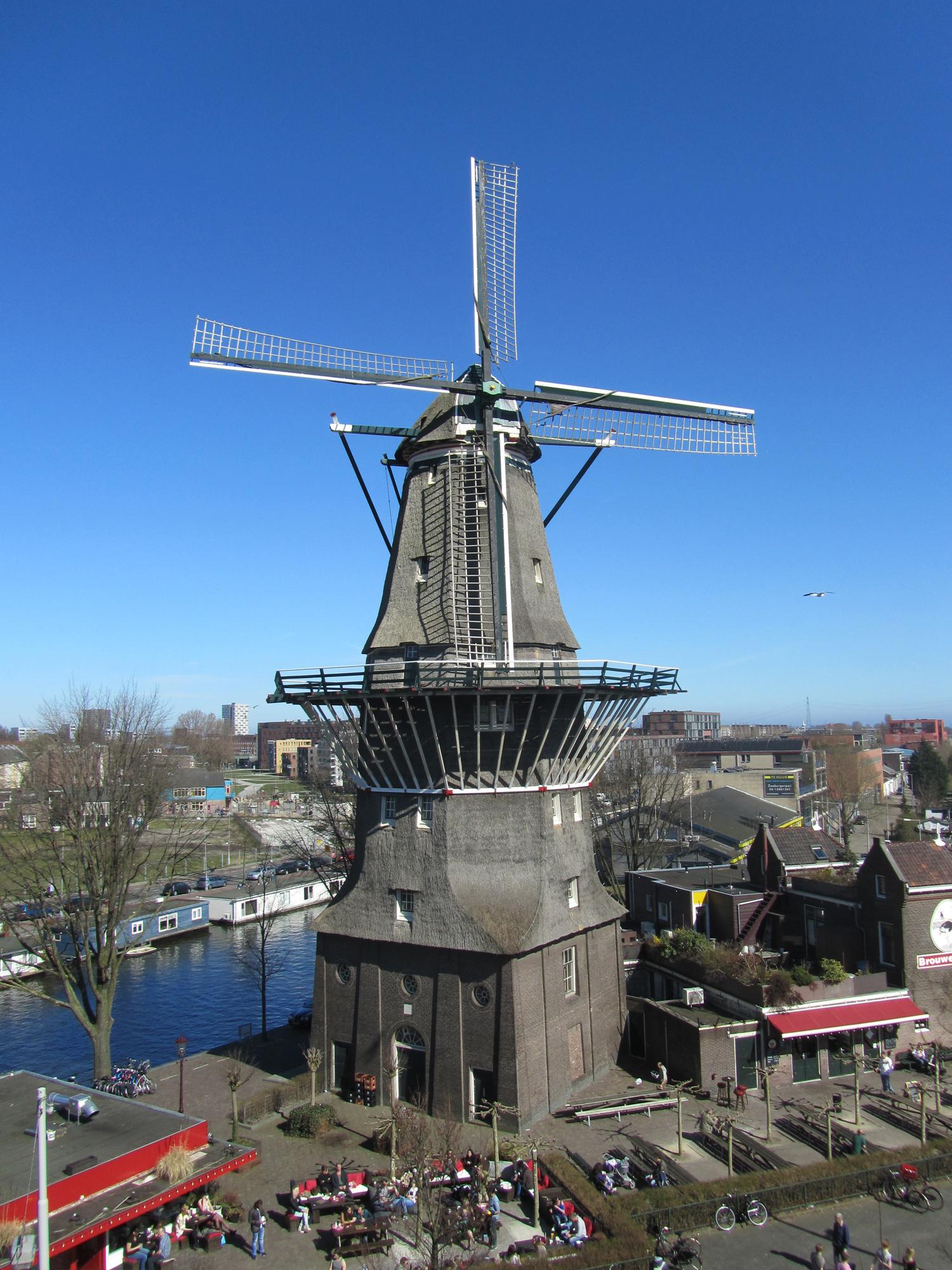 Ij Brewery Tour Amsterdam