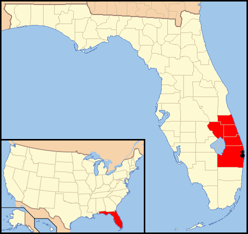Juno Beach Florida Poblacion