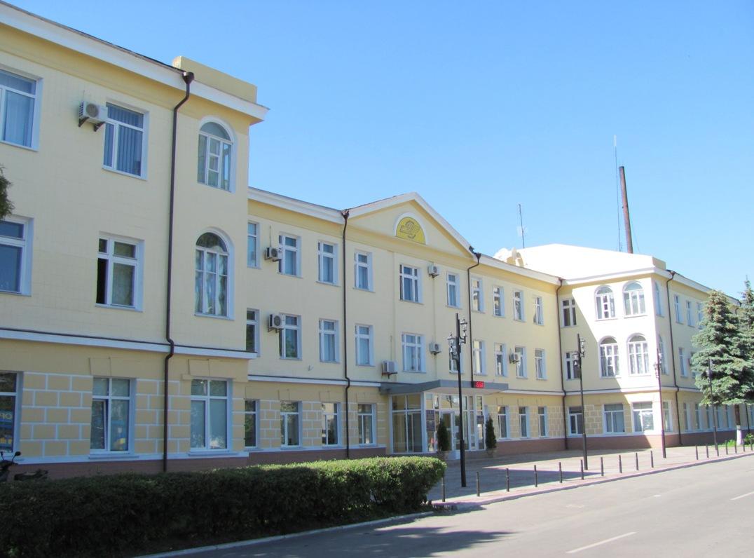 Административное здание Казатинской дирекции железнодорожных перевозок