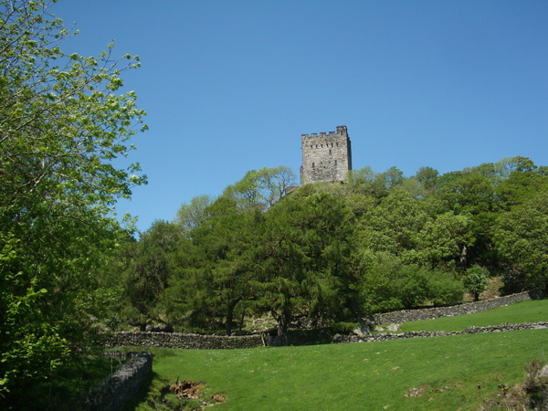Dolwyddelan Castle - geograph.org.uk - 1334571