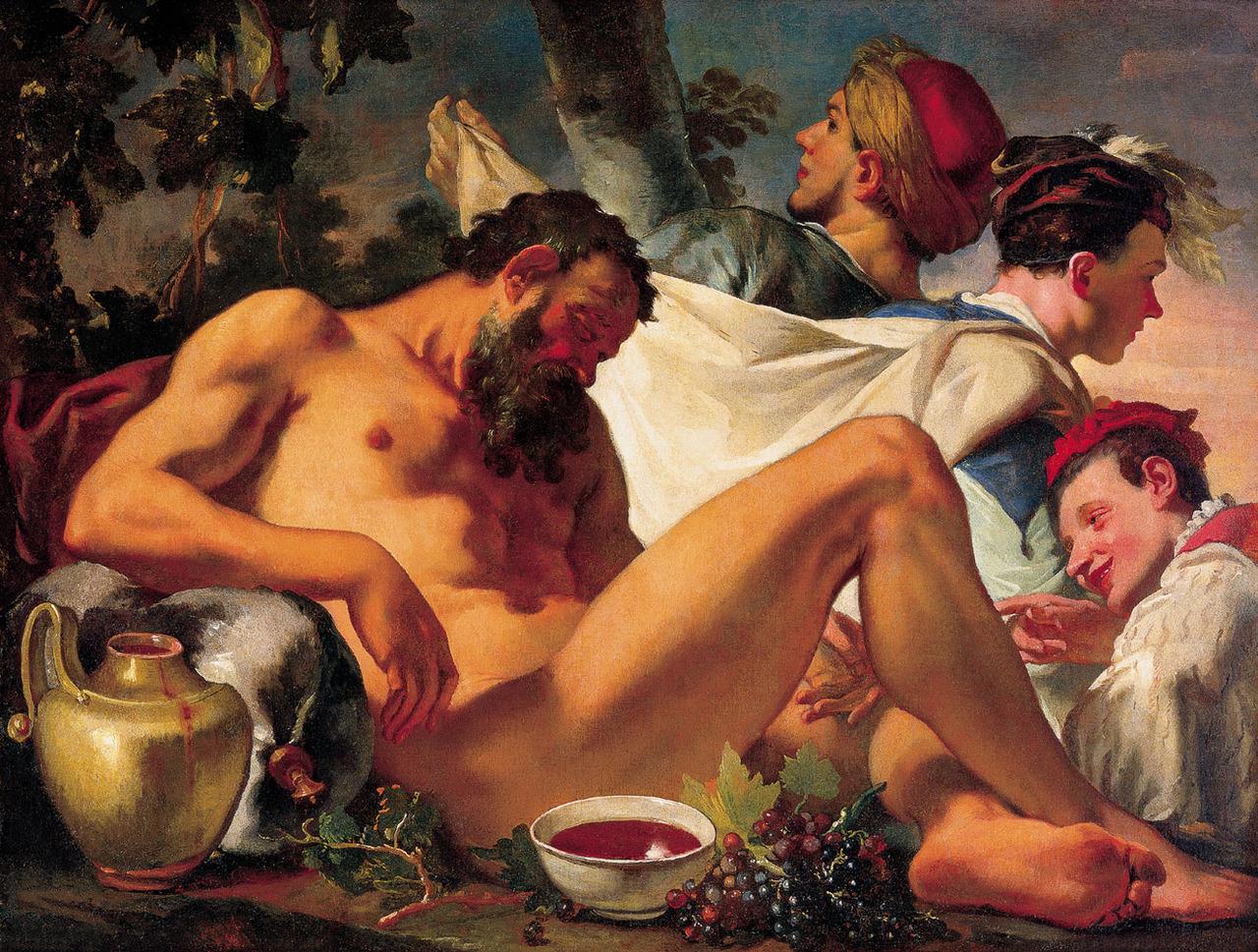 Пьянство в Библии