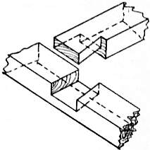 EB1911 Carpentry - Fig. 12 - Dovetailed Halving.jpg